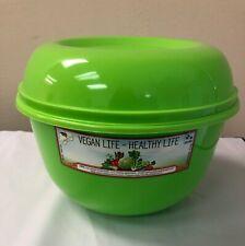 New listing Opif-Lettuce Crisper-Salad Keeper-W Spikes-Vegan -Quality-Bpa Free-Green-118 Oz