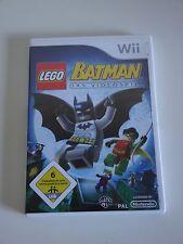 WII Spiel LEGO Batman - Das Videospiel