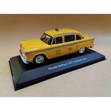 "Phoebe de BUFFAY 1977 Checker - New York Taxi - TV Series "" Friends "" Échelle"