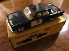 Dinky Toys / Mint - Box / Ford Fairlane R.C.M.P. / Canadian Police / No. 264