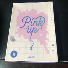 Kpop Apink Pink Up Official Album Pre-owned No Photocard