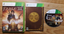Fable III 3 - Xbox 360 - Complete - Tested