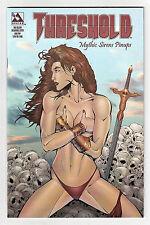 Threshold Mythic Sirens Pinups NM+ Demonslayer LTD 750 Rare Avatar Comic Book
