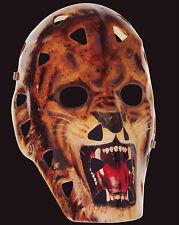 Gilles Gratton - Rangers, Lion Mask, 8x10 Color Photo