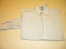 Very Nice Mens GAP Long Sleeve Button Up Shirt Size XL 17-17.5