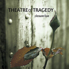 ~COVER ART MISSING~ Theatre of Tragedy CD Closure: Live Enhanced, Live
