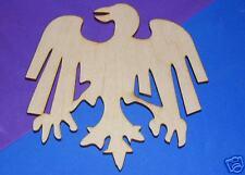 Medieval Falcon LaserWoody Unfinish Wood Shapes 1Mf886C
