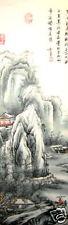Landschaft Chin. Malereien Feng Shui Rollbild Wandbild