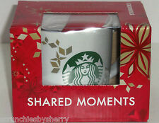Starbucks Weihnachten Kaffeetasse Shared Moments Tasse 2013