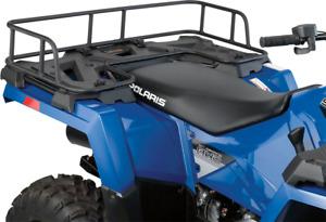 Moose Black ATV Rear Luggage Rack for 07-19 Polaris Ranger Sportsman 570 1000