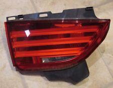 10-16 BMW F07 550i 535ix GT Tail Brake Light Rear Left Inner OEM 63217199637
