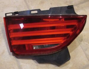 10-16 BMW F07 550i 535ix GT Tail Brake Light Rear Left Inner OEM 63217199637