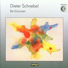 Schnebel: Re-Visionen, New Music
