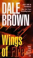 Wings of Fire by Dale Brown (2003, Paperback)