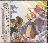 DAVE MCKENNA QUARTET WITH ZOOT SIMS-S/T-JAPAN CD Ltd/Ed C65