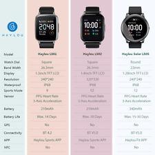 Haylou Global Version Smart Watch IP68 Waterproof Fitness 24H Heart Rate