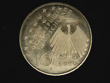 2003 Germany 10 Euro - 50 Years Since Uprising of East Germany