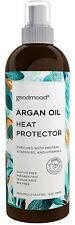 GoodMood Argan Oil Heat Protectant Spray For Hair, Up To 450º F from Flat...