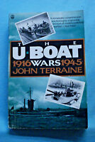 The U-Boat Wars 1916-1945 by John Terraine - Softbound