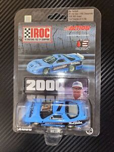 #1 Dale Earnhardt TRUE VALUE 2000 CHAMPION IROC FIREBIRD Blue 1/64 Action NEW