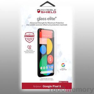 "ZAGG InvisibleShield Glass Elite+ Screen Protector for Google Pixel 5 - 6.0"""