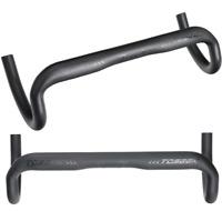 Toseek Full Carbon Fiber Road Bike Handlebar Bend Aero Racing Drop Bar Handlebar