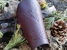 "ARCHERY ARM GUARD/BRACER ""NORDIC SPIRIT"" TRADITIONAL ELEGANCE/ NEW DESIGN"