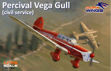 Percival Vega Gull (civil service) << Dora Wings #72002, 1:72 scale