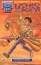 manga STAR COMICS USHIO E TORA numero 5