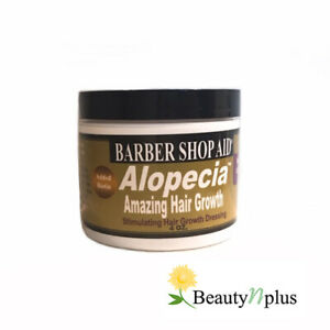"Barber Shop Aid Alopecia Stimulating Hair Growth Hair Dressing 4 oz ""NEW"""