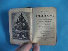 le Livre de Persévérance 1919.G.A. Heinrich Ésotérisme Religion