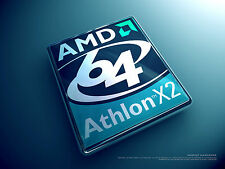 AMD Athlon 64 x2 TK55 CPU 1.8GHz Dual Core CPU Processor AMDTK55HAX4DC (ref164)