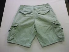 118 MENS EX-COND RIP CURL RELAXED FIT KHAKI FADE CARGO SHORTS SZE 30 $100 RRP.