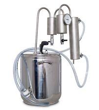 17l Distillazione Destillieranlage Schnapsbrennen Samogon Destilación Destille