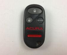 ACURA INTEGRA 94-01 KEY LESS ENTRY REMOTE 4-BUTTON OPTION OEM FOB ORIGINAL CAR