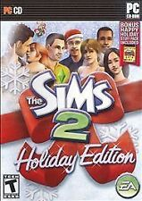 Sims 2: Holiday Edition 2006 (PC, 2006) 5 disc set