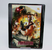 PREDATOR - Glossy Bluray Steelbook Magnet Cover (NOT LENTICULAR)