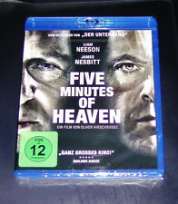 Five Minutes Of Heaven CON LIAM NEESON Blu-ray Envío rápido NUEVO Y EMB. orig.