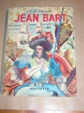 LIVRE / JEAN BART / A DE MONTGON / PIERRE FALKE / 1936 / BON ETAT