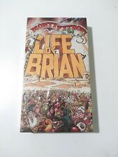 Monty Python's Life Of Brian Vhs Factory Sealed Comedy Humor Vintage (Mm1)