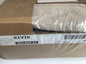 Ikea KIVIK Cover for loveseat 2 seat COVER ONLY, tallmyra beige - NEW