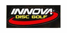 Innova Die Cut Sticker Disc Golf Accessories