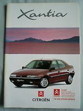 Citroen Xantia brochure Dec 1994