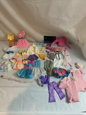 Vintage Barbie Clothes All Different With Few Other Items!