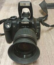 Canon EOS 350D fotocamera reflex digitale + - S 18-55mm EF Lente