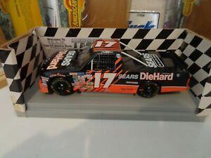 Nascar Ken Schrader diecast 1/18 Chevy truck. #17 Sears Diehard Racing Champion
