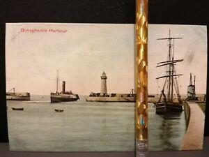 Old Irish Postcard Of Donaghadee Co Down Northern Ireland
