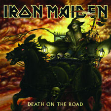 Death On The Road - 2 DISC SET - Iron Maiden (2017, Vinyl NEUF)