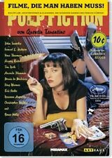 DVD * Pulp Fiction * John Travolta, Samuel L. Jackson, Quentin Tarantino NEU OVP