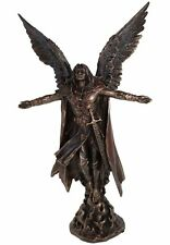 Erzengel Uriel Skulptur Figur Engel Neu